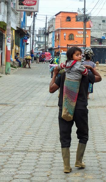 Child Transport Bag