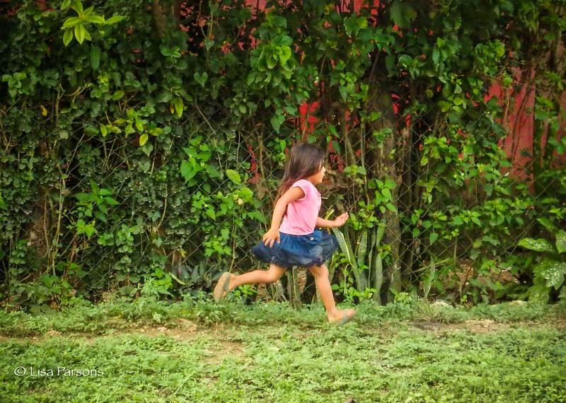 La Nina Running