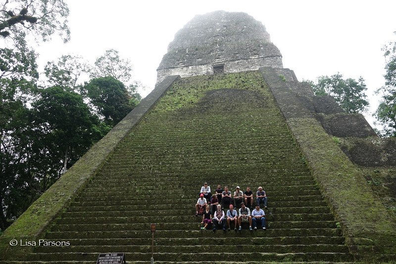Ruta Maya Group Photo