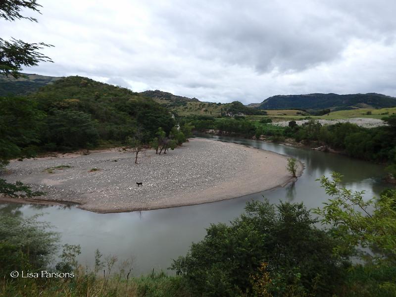 Rio Cholutecu