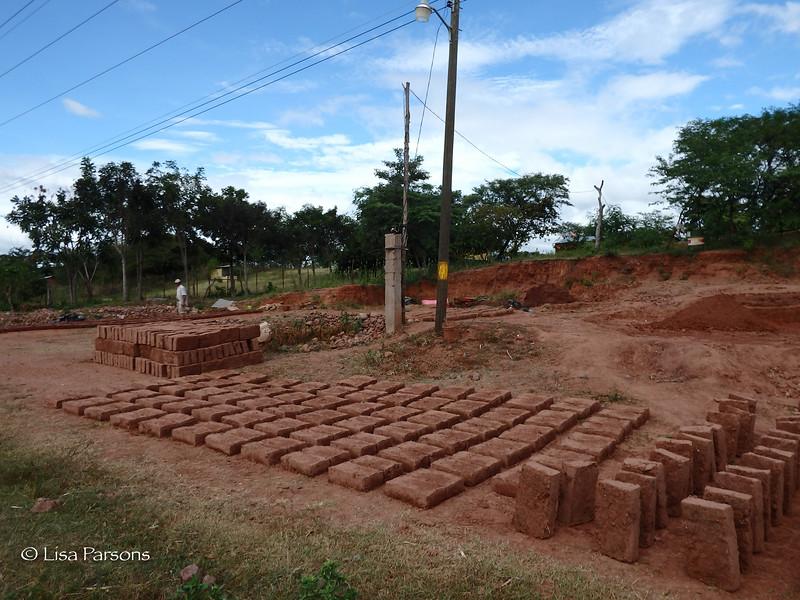 Red Mud Bricks
