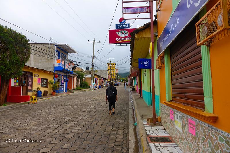 Samira Walking by Pollolandia