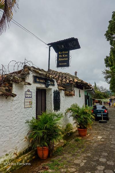 La Casa De Las Abuelas