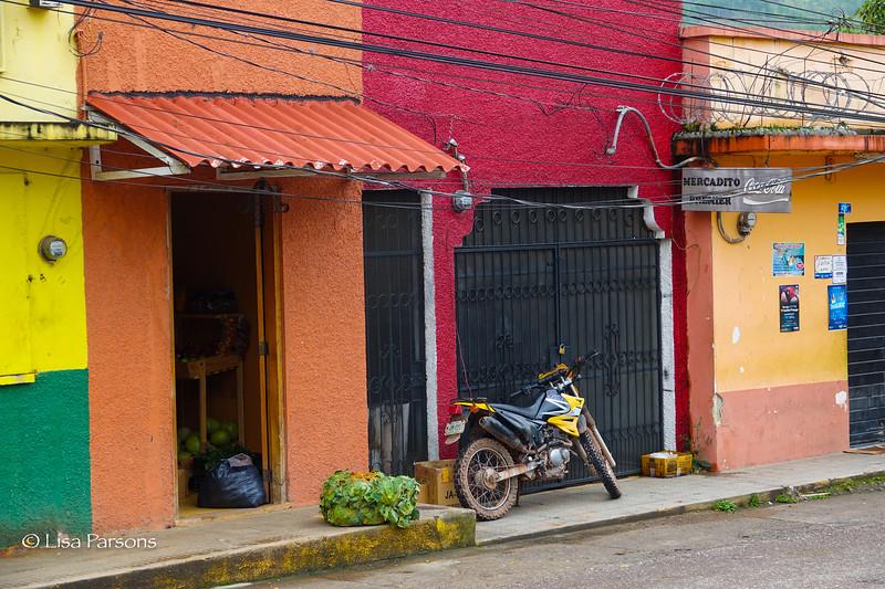 Local Market and Moto