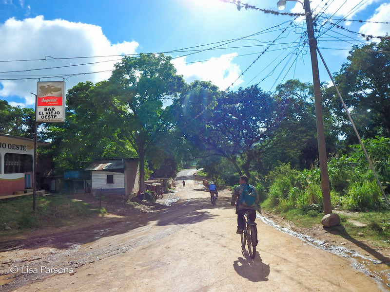 Morning Bike Commuters