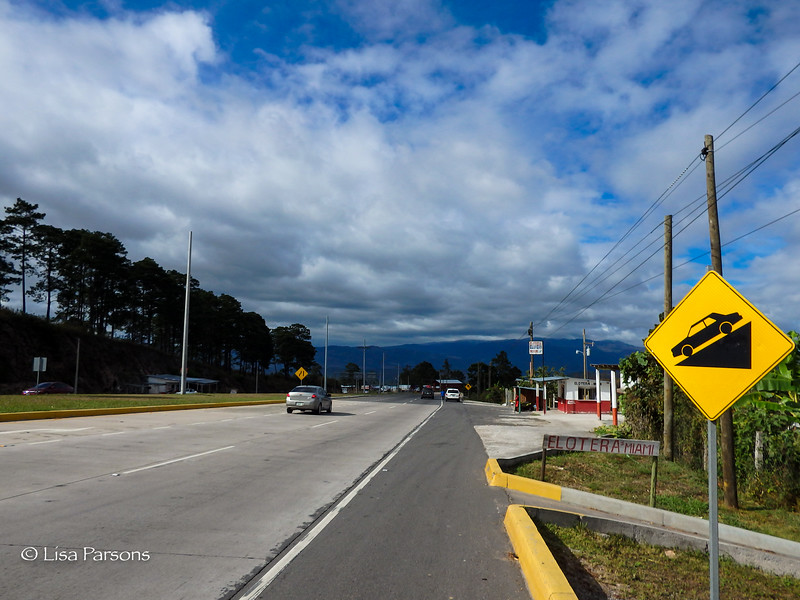 Back to the Pan American Highway