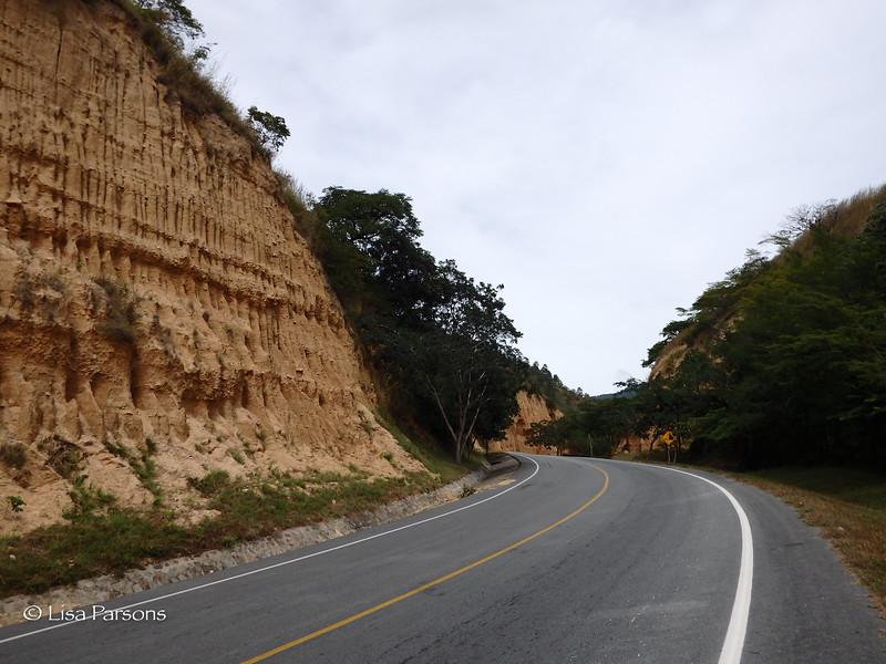 Mud Cliffs