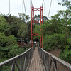 Across the Suspension Bridge
