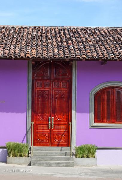 Wooden Door and Window