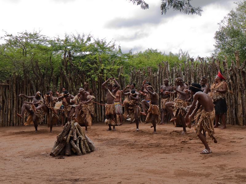 Zulu Warrior Dances