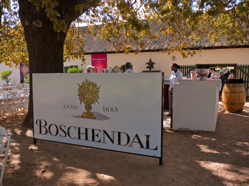Boschendal Vineyards