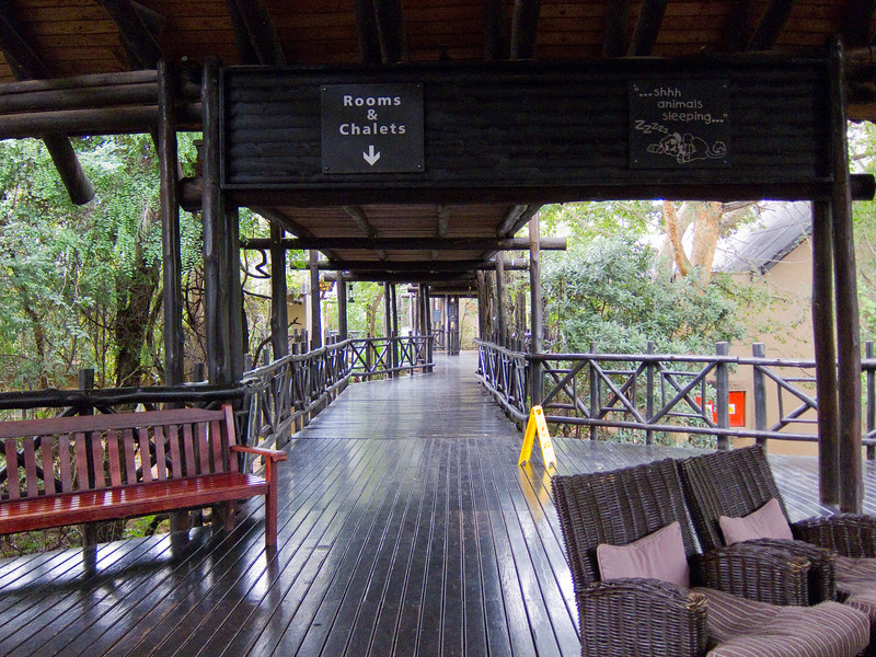 A look inside the Protea Kruger Gate Lodge