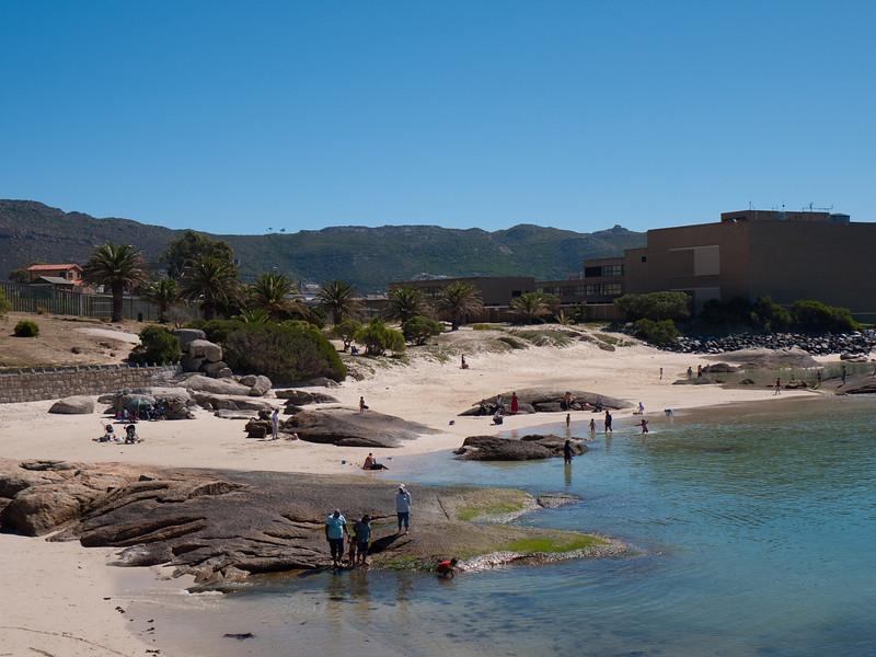Sea Forth Beach at Simon's Town