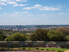 View of Pretoria from the Voortrekker Monument in South Africa - Constructed 1949