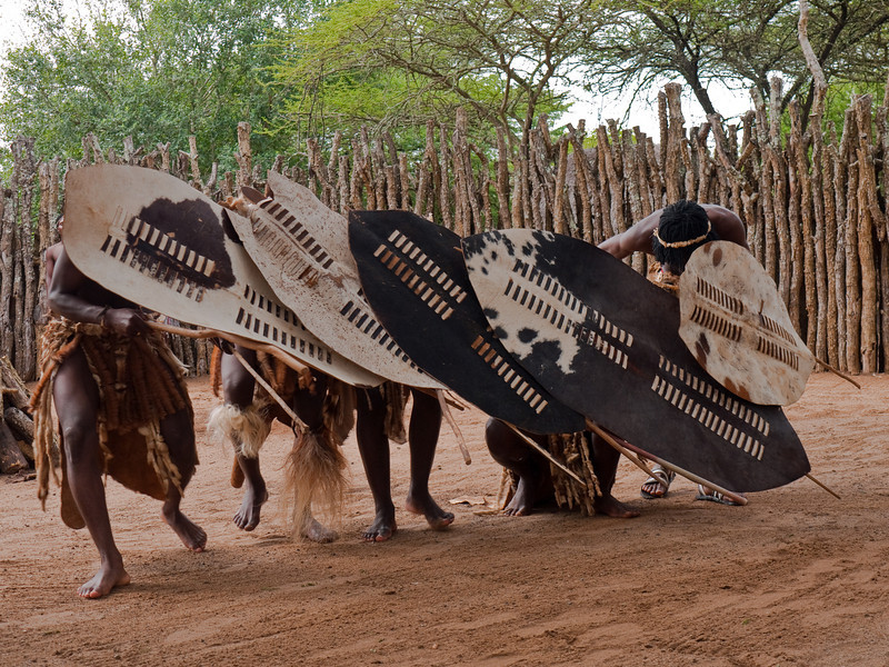 Zulu War Dance