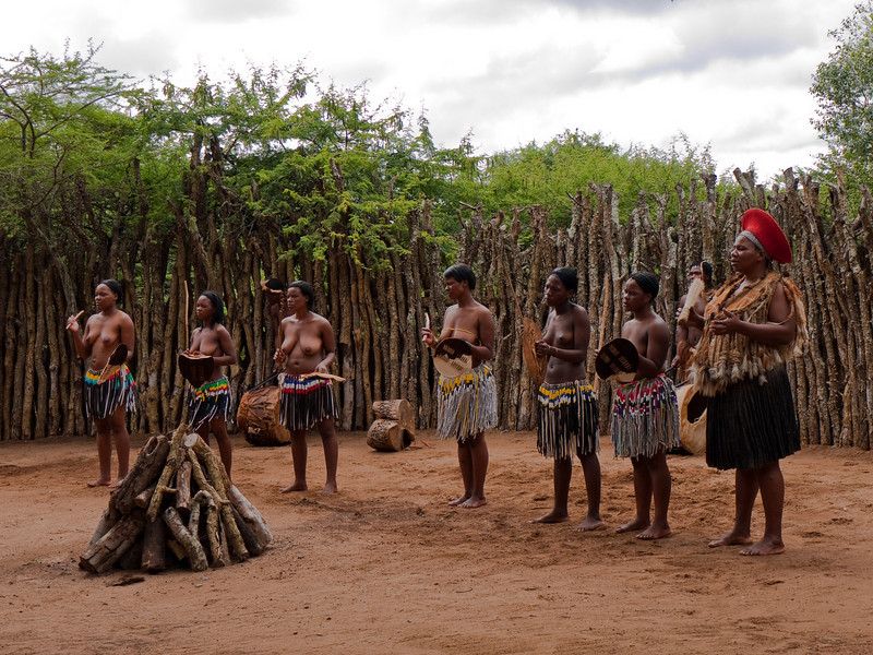 Zulu Ceremony for Females
