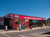 Nelson Mandela Family Restaurant in Soweto South Africa