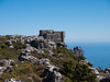 Cable Car Station at Table Mountain National Park