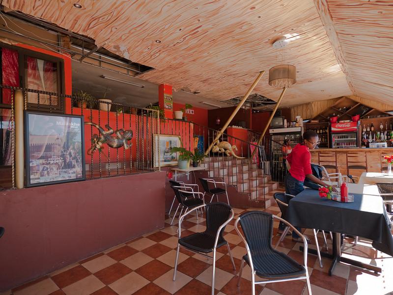 Nelson Mandela Family Restaurant in Soweto South Africa