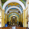 Trujillo is a city in northwestern Peru. It's known for the nation's traditional dance, the Marinera. The colonial center is home to the grand Trujillo Cathedral, with its bright yellow facade. This is a look inside it.