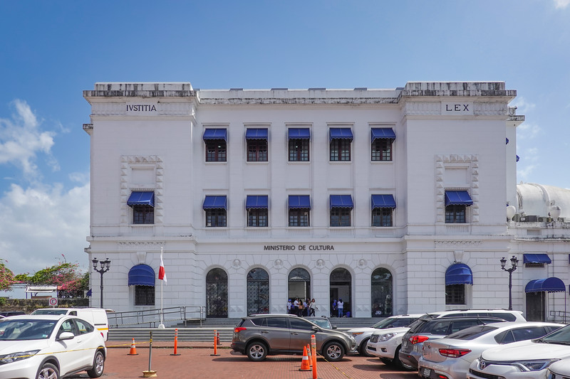Ministry of Culture for the theater and performing arts in Panama City, Panama.