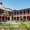 The San Francisco Monastery Complex in Lima, Peru.