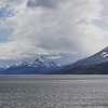 Nearing Glacier Alley in the Beagle Channel between Argentina and Chile.
