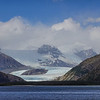 Formerly a Tidewater Glacier, in Glacier Alley, Beagle Channel, Chilean Fjords.