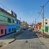 Streets of Lima, Peru.