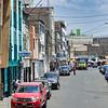 Streets of Trujillo, Peru.