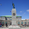Monument in Memory of Those Who Liberated Us, Falklands War, 14 June 1982.