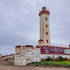 The Faro Monumental Lighthouse in De La Serena, Chile.