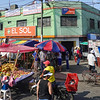 Street Market in Lima, Peru.