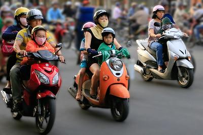 Saigon, Viet Nam