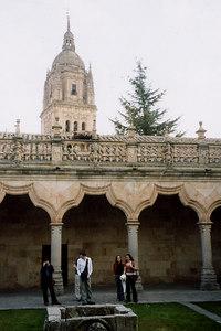 La Universidad Salamanca - Salamanca, Spain ... March 2003 ... Photo by Rob Page III