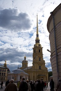 Peter and Paul Cathedral