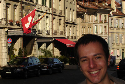 """""""Suisse"""" in Swiss - Bern, Switzerland ... March 4, 2007 ... Photo by Rob Page III"""