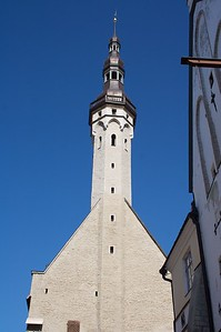 Town Hall Spire