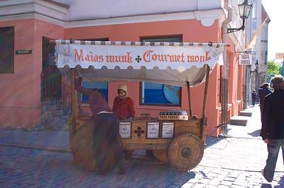 Gormet Monk