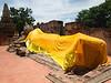 Reclining Budda on the Prang Prathan Grounds