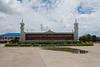 Naresuan Memorial adjacent Wat Phu Khao Thong