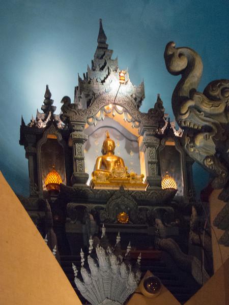 Inside the Erawan Museum