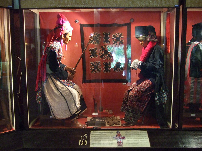 Dress of the Yao tribe