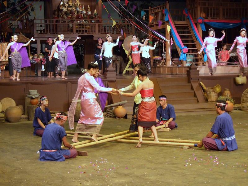 Rose Garden Cultural Performance