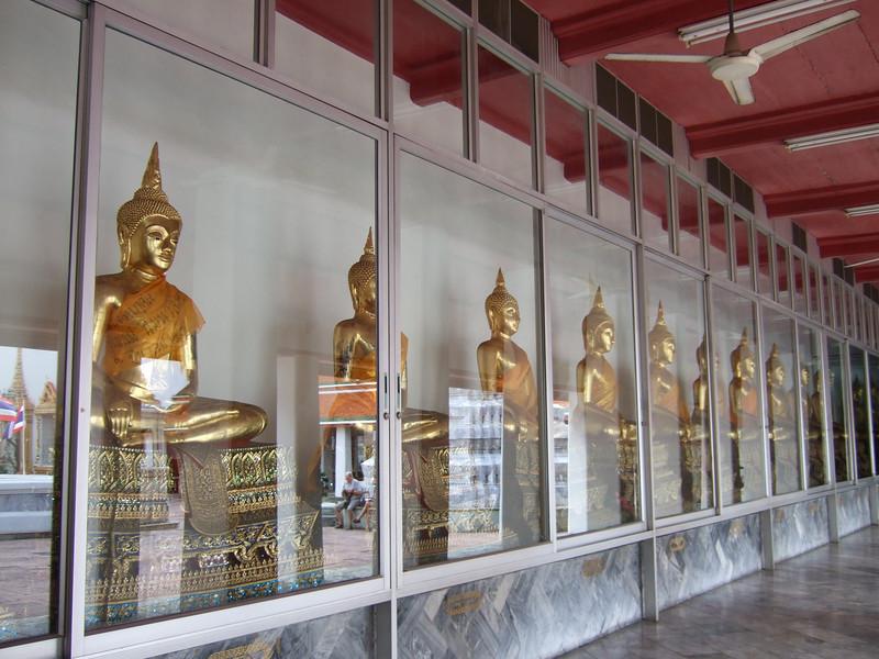 Budda Images at Wat Po