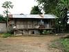 Karen village house.
