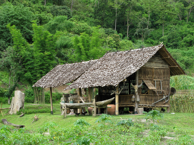 Tribe residence