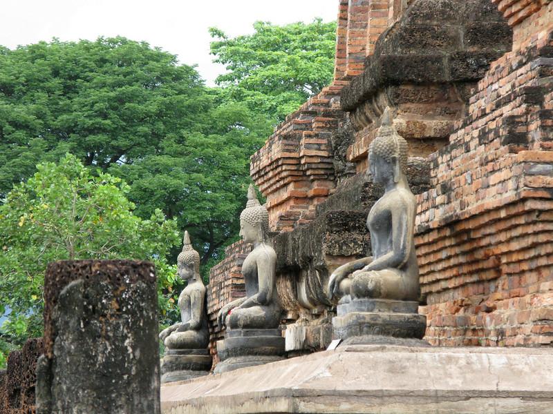 Ruins at Sukhothai Historical Park