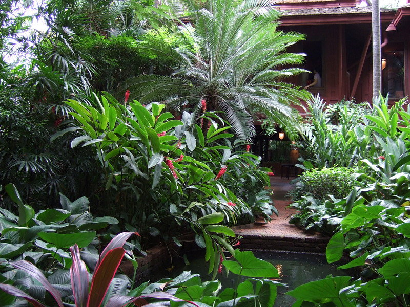 Jim Thompson House Gardens