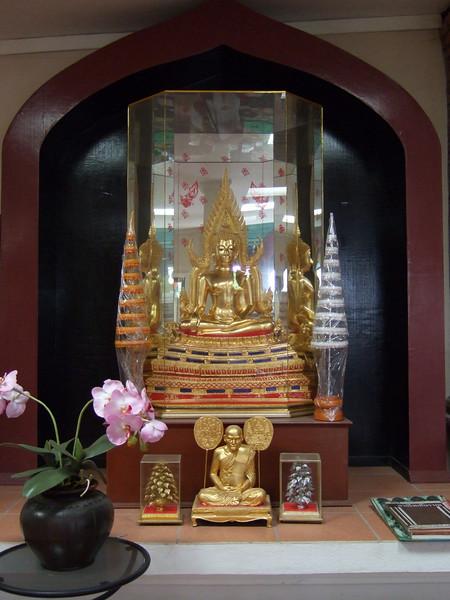 at the Budda Image Factory